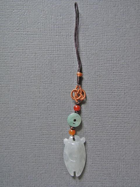 Jade Cicada Trinklet